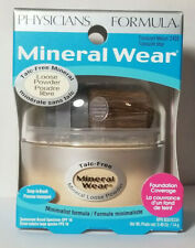 New Physicians Formula Mineral Wear Foundation Coverage Translucent Medium 2450