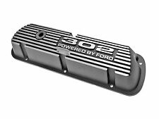 1964-1973 ANY FORD - Mustang Bronco Fairlane - 302 Aluminum Valve Covers (Pair)