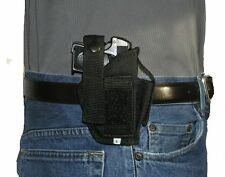 USA Mfg Belt Holster 9mm Kimber Micro Automatic With Extra mag pouch built in!