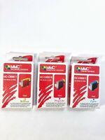 MMC GC-C0008 Ink Cartridges Lot Of 3 Yellow, Cyan & Magenta Exp. 03/2017