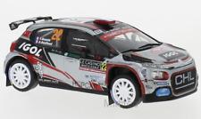 Citroen C 3 R5 #22 J.Bonato/B.Boulloud Rally Monte Carlo 2019 - IXORAM737