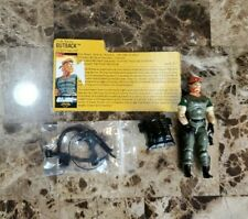 Outback NIGHT FORCE 1988 GI JOE COBRA Vintage Original COMPLETE TRU Exclusive