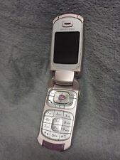 Samsung E530 Handy Gehäuse rosa #4 BC SGH-E530 phone case cover housing pink