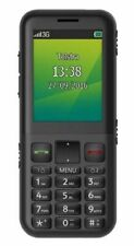 "ZTE Telstra Easycall 4 T403 2.5"" 3G Black Mobile Phone"