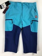 Black Yak Hiking Capri Shorts Youth 10-12 Outdoors Kids Size 145 Extreme Peak