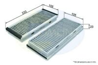 Comline Cabin Pollen Interior Air Filter EKF338A-2