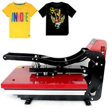 Magnetic Semi Automatic Heat Plate Transfer Press T Shirt Printer Machine 40x50c