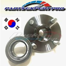 2000-2011 ACCENT FRONT WHEEL HUB AND BEARING MADE IN KOREA  SET 06-11 RIO RIO5