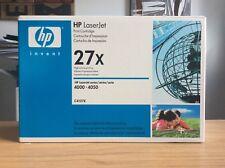 HP LaserJet 27X C4127X (4000 - 4050) Black