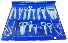 38pc Stereo/Radio Removal Tool: Audi/VW/BMW/Porsche/Mercedes/Ford/Opel RKT:38