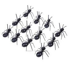 12pcs Ant Shape Fork Snack Cake Dessert Tableware for Party Fruit Pick v#h9