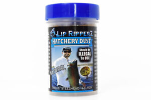 Lip Ripperz Hatchery Dust 3 oz. - Secret Trout Bait