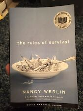 Rules Of Survival By Nancy Werlin #C