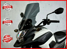 HONDA NC 700 X 2012-2013 52 CM WINDSCHILD TOURING WINDSCHUTZSCHEIBE 4 FARBE