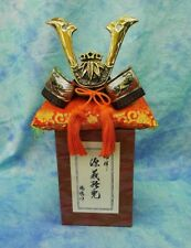Japanese Traditional Crafts Kabuto  Small Ornament samurai busi