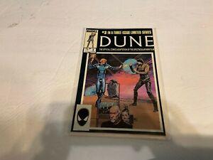 Dune #3 Marvel comics 1985 comic book