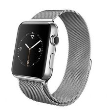 Stainless Steel Band 8GB Smartwatches