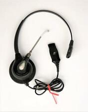 Plantronics H251 SupraPlus Headset use with M12 M22 & VOIP Voice Over IP QTY