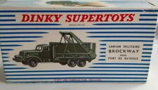 Dinky toys POST WAR military set # 884