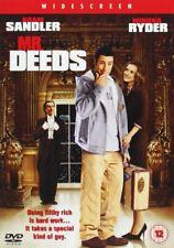 ADAM SANDLER MR DEEDS KIDS FAMILY DVD MOVIE FUNNY COMEDY 12A