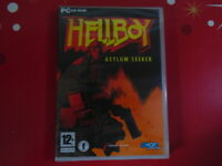 PC HELLBOY DreamCatcher 12抻 WIN 95/98/2000/XP Action Horror, Puzzle-Solving N