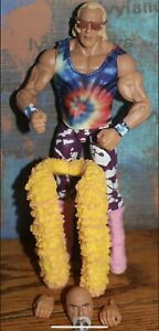 WWE Superstar Billy Graham Action Figure Mattel Elite Wrestling Series 78