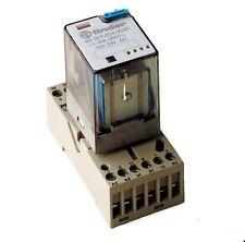 Leistungsrelais 24V/DC Finder: 60.13.9.024.0040 3xUm Sockel kompat.MT3230C4 1St.