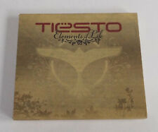 Tiesto Elements Of Life 2008 CD - VG