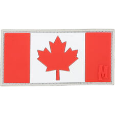 PVC Morale Patch - MAXPEDITION - CANADIAN Canada FLAG - FULL color