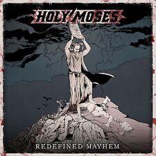 HOLY MOSES - REDEFINED MAYHEM  CD NEU