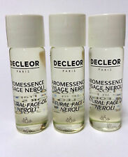 NEROLI NATURAL FACE OIL BY DECLEOR - 15ML ( 3 x 5ML ) - GREAT PRICE 30,000+ F/B*