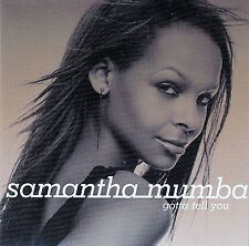 SAMANTHA MUMBA : GOTTA TELL YOU / CD (POLYDOR 549 336-2) - NEUWERTIG