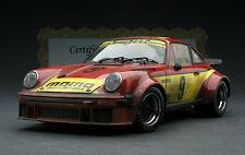 RACE WEATHERED | Exoto 1977 Momo Porsche 934 RSR | 1:18 | #RLG19095FLP