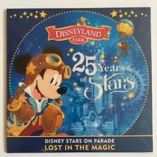 CD Disneyland Paris 25 Years of Stars Disney Stars on Parade Lost in the Magic