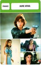 FICHE CINEMA :  AURE ATIKA -  France (Biographie/Filmographie)