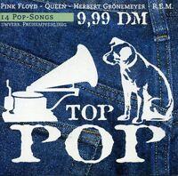 Top Pop-14 Pop-Songs (EMI) Queen, Pink Floyd, Paul McCartney, David Bowie.. [CD]