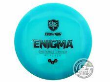 NEW Discmania Evolution Neo Enigma 168g Blue Black Stamp Driver Golf Disc