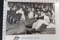 Photo BRUNO COQUATRIX à l'Olympia/tirage original/presse/argentique/année 70/AFP