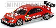 Mercedes Benz C-class Vodafone D. Hill Brands Hatch 2006 1:43 Model MINICHAMPS