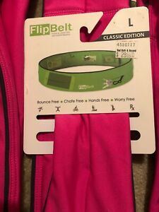 FlipBelt - Running Belt & Fitness Workout Belt Size L