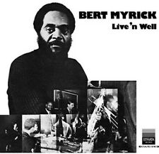 Bert Myrick - Live 'n Well [New CD]