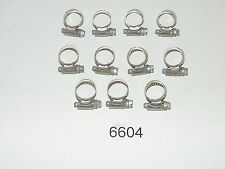 11 Tridon Hose Clamps 5/16 - 7/8