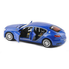 Car Toys 1/32 Blue Car Alloy Bugatti Veyron 16C Galibier W light&sound Kids Gift