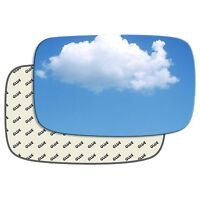 Right hand driver off side convex wing mirror glass Ford Escort 1995 - 2004 29RS