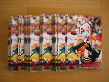 1996 PACIFIC CROWN COLLECTION TRENT DILFER TAMPA BAY BUCCANEERS #120 Lot (69)