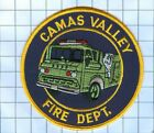 Fire Patch - Camas Valley
