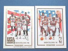 1992-93 Skybox Dream Team Barcelona Olympics in 1992