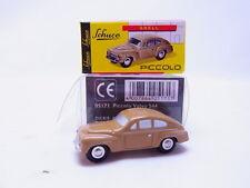 83101 Schuco Piccolo 05171 Volvo 544 Marron Clair Modèle 1:90 IN Ovp