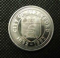 1982 CITY OF STRATFORD, ONTARIO CANADA ONE DOLLAR TOKEN!  e1293DHQ