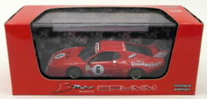 Brumm 1/43 Scale R213B - Ferrari 512BB Daytona 1982 - Wollek/Doeren/Lanier